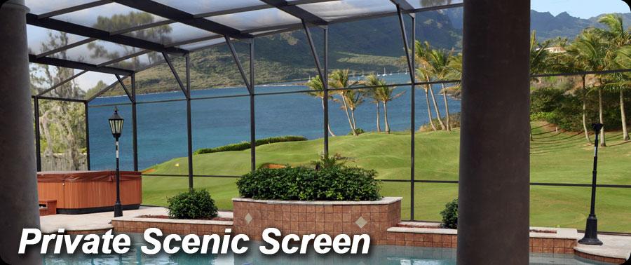 Image Gallery Outdoor Scenery Screen